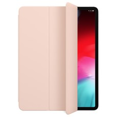 Apple 정품 iPad Smart Folio Cover, Pink Sand