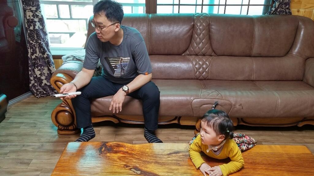 엘라모 삼각보드 반팔 티셔츠  리뷰 후기
