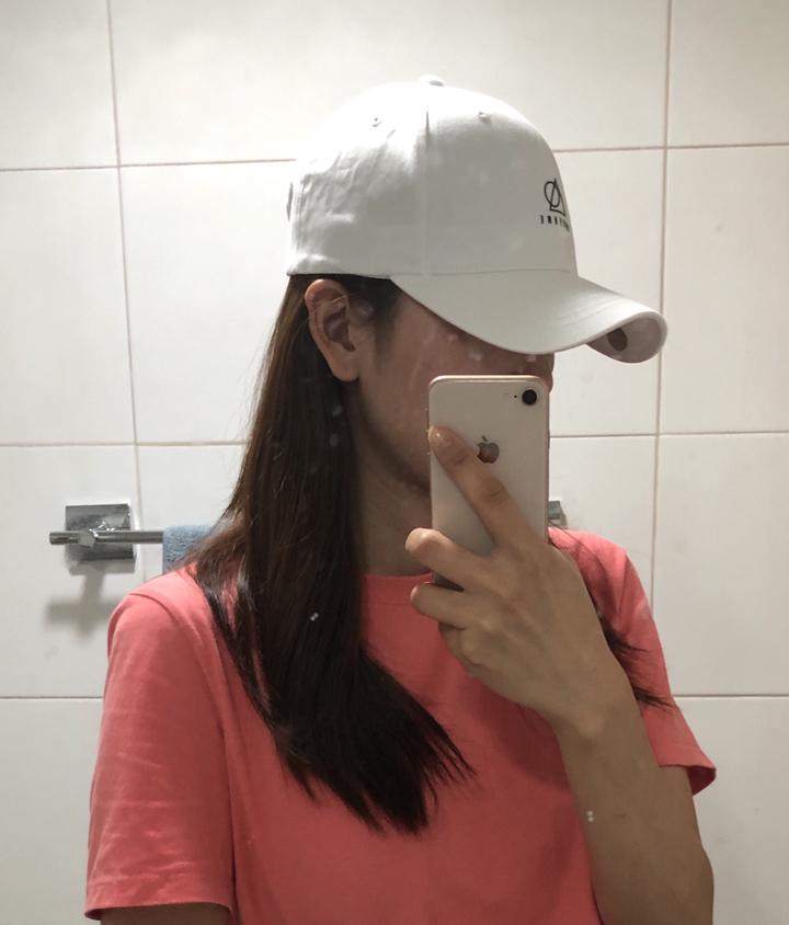 베이직엠 남성 여성 볼캡 Awesome 고무패치  리뷰 후기