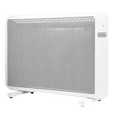 블랙앤데커 고효율 mica 전기 컨벡션 히터 벽걸이 겸용, BXSH1602-A