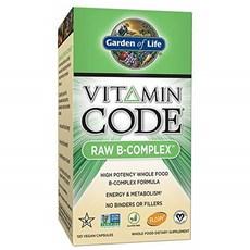 가든오브라이프 비타민 코드 로우 B-컴플렉스 비건 캡슐