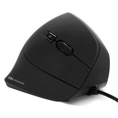 코지 버티컬 이지 마우스 M3124, 블랙