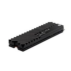 WD Black SN750 M.2 2280 NVMe 히트싱크 방열판 SSD, WDS100T3XHC-00SJG0, 1TB