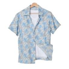 핫코드 남성용 하와이안 반팔 셔츠 6컬러 HC38