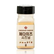시즈닝 체다치즈 뿌링클 가루 양념 분말소스 양념감자 감자튀김 팝콘 70g, 1개