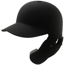 엑스필더 헬멧 (무광 검정) 좌귀/우타자 + 검투사 탈부착