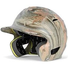 언더아머 매트 헌터스 카모 성인용 야구 배팅 헬멧