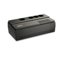 APC BV1000I-GR EASY UPS BV 1000VA AVR Schuko Outlet 230V 무정전 전원장치, 1개