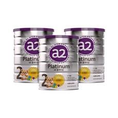유한건강생활 뉴오리진 A2 에이투 플래티넘 분유 2단계X3개입