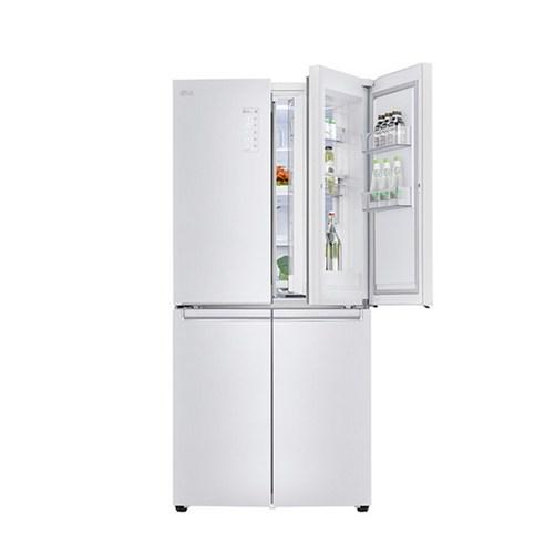 디오스 매직스페이스 냉장고 F872SW30 866L 방문설치