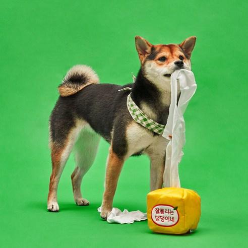 냥품멍품 잘풀리는 댕댕이네 노즈워크 강아지 장난감